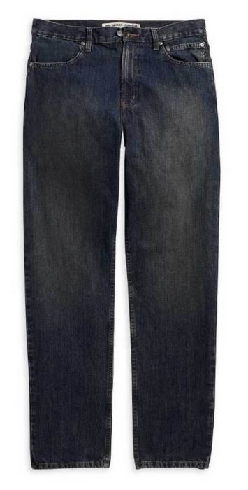 JEANS CLASSIC TRADITIONAL,BLUE