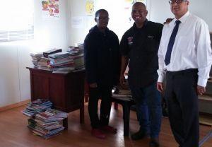 Mandela Day 2016 - Merrydale Primary School