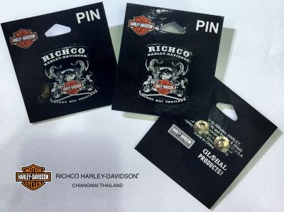 Richco Harley-Davidson® Pins