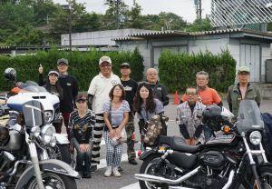 2016年7/17(日)に愛知チャプターツーリングを開催しました。