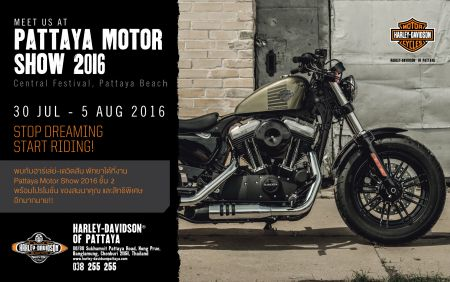 Harley-Davidson® of Pattaya on the Road !!!