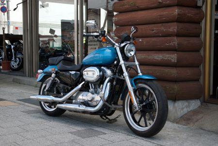 中古車入荷:2011 XL883L SuperLow