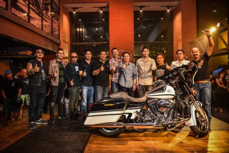 NEW HARLEY-DAVIDSON® DEALERSHIP OPENS IN PATTAYA