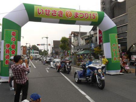 伊勢崎祭りパレードに参加します★