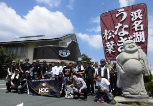 2016.08.07 浜松ウナギツーリング!