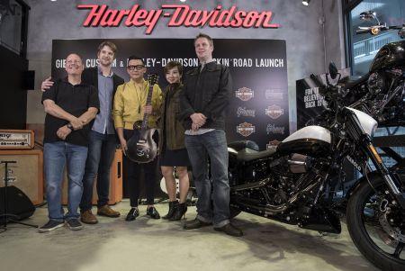 Harley-Davidson of Hong Kong x Gibson Guitars