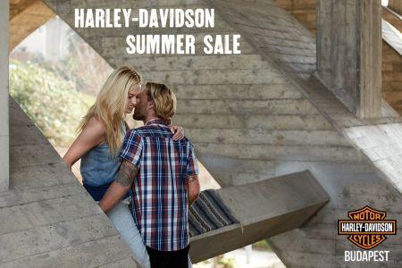 Divat, nyár, Harley-Davidson – vásárolj akár 70% kedvezménnyel