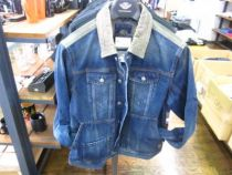 JACKET-DENIM W/ CORD