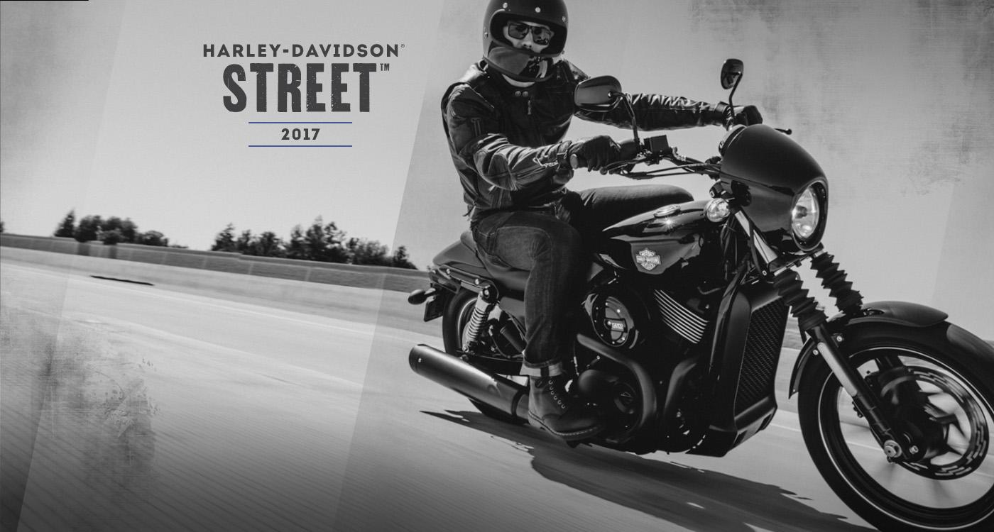 Street - 2017 Motocykly