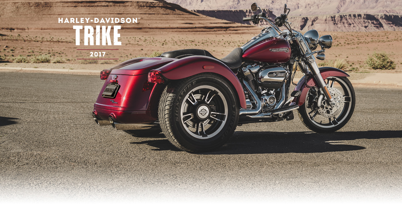 Trike - 2017 Motocykly