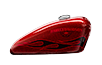 Iron 883<sup>™</sup> - Hard Candy Custom™ Hot Rod Red Flake