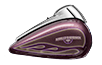 FLHXS Street Glide<sup><sup>®</sup></sup> Special - Hard Candy Custom™ Mystic Purple Flake