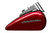 FLSTN Softail<sup><sup>®</sup></sup> Deluxe - Velocity Red Sunglo