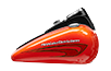 Fat Bob™ - Custom Colour Laguna Orange