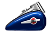 Heritage Softail<sup>®</sup> Classic - Superior Blue
