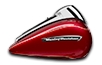 Road Glide™ Ultra - Two-Tone Mysterious Red Sunglo / Velocity Red Sunglo