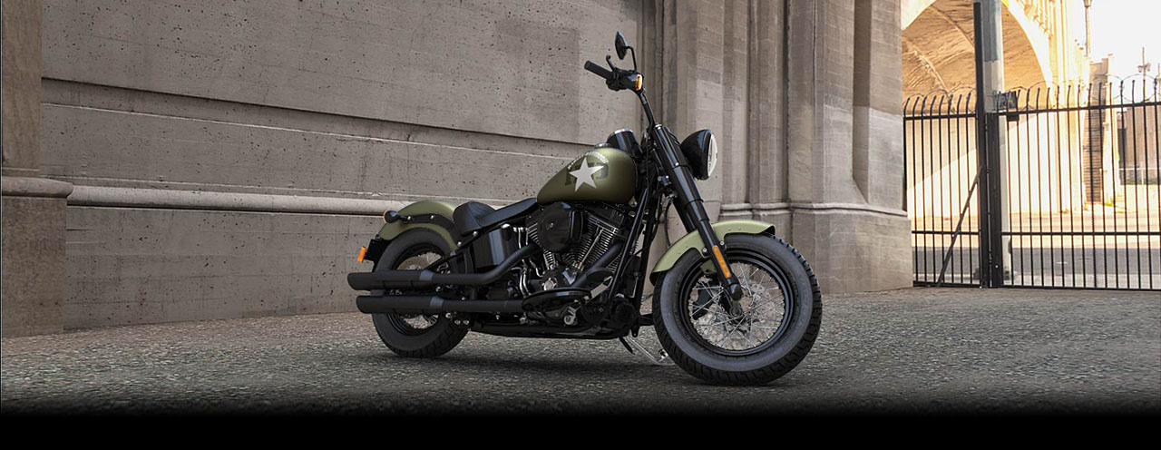 Softail Slim™ S
