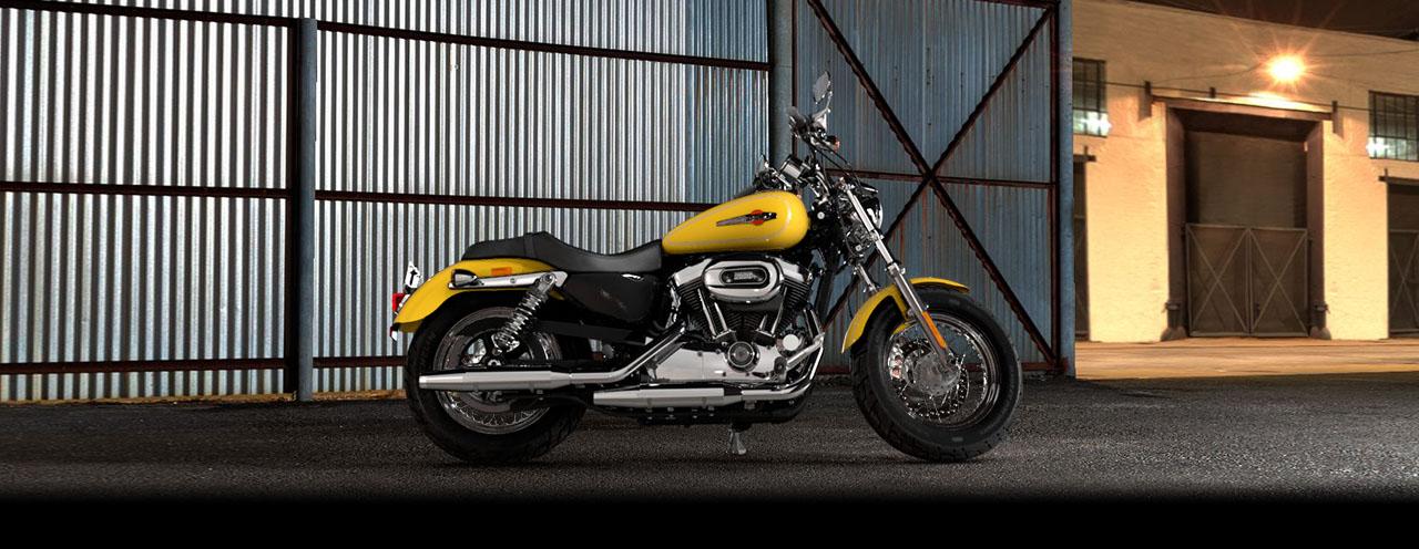 XL 1200C 1200 Custom