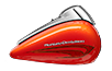 Street Glide<sup>®</sup> Special - Custom Colour Laguna Orange