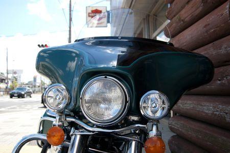 Harley-Davidson中古車:2001 FLHTC 入荷
