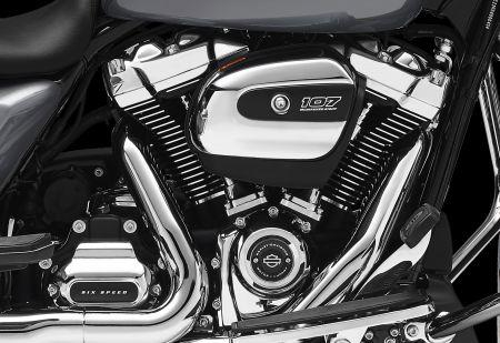 Абсолютно новый двигатель Harley-Davidson® Milwaukee-Eight™ выводит опыт управления туринговым мотоциклом на качественно иной уровень