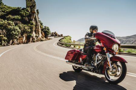Компания Harley-Davidson представляет обновленные модели семейства Touring