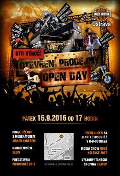 Open Day Harley-Davidson-Ostrava