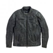 Carboy Leather Jacket