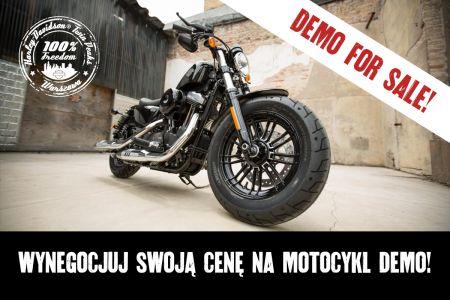 WYNEGOCJUJ SWOJĄ CENĘ NA WYMARZONY MOTOCYKL!
