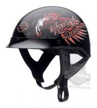 Sierra Half Helmet, Gloss Black Previous Product Next
