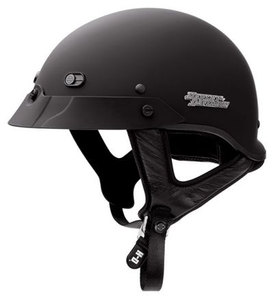 HYBRID ULTRA-LIGHT SPOILER HALF HELMET