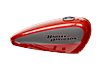HARLEY-DAVIDSON STREET<sup>®</sup> 750 - ファイアーレッドデラックス