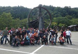 2016年9/11(日)にHDツーリングで岐阜の山へ涼みに行ってきました!