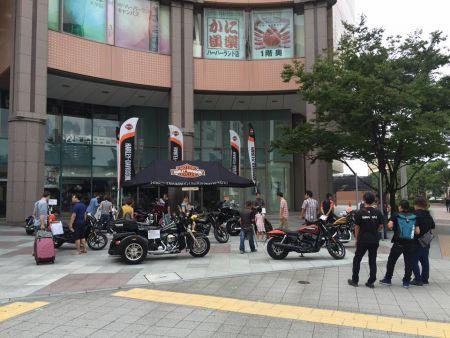 中古車フェア@神戸ハーバーランド開催中!!
