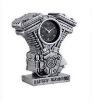 Resin Engine Clock