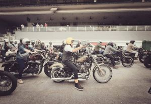 DISTINGUISHED GENTLEMEN RIDE - 25TH SEPTEMBER 2016