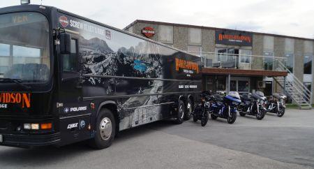 Harley-Davidson Demo Helgeland / Salten