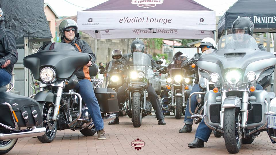 Ride Out to Eyadini Lounge!