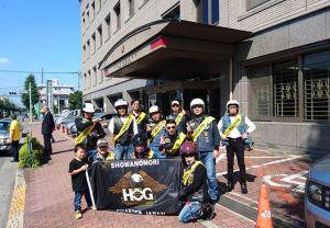 2016年 福生警察防犯パレード