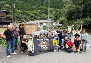 2016年9/25(日)、岡崎チャプターで静岡にある寸又峡に行ってきました。