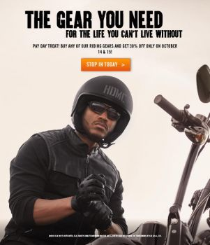 RIDING GEARS SPECIAL OFFER!