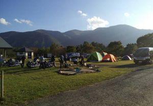 2016年10月吹上高原キャンプミーティング