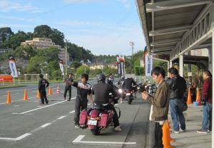 2016年10月23日 トライディングIN寺原自動車学校