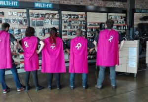 Pink Noise Motorcycle Charity Parade 2016