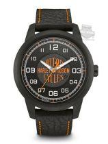 Harley-Davidson Men's Watch