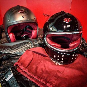 Шлемы и аксессуары RUBY в