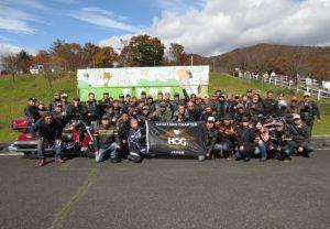 2016.10.23 花園チャプター 大笹牧場ツーリング