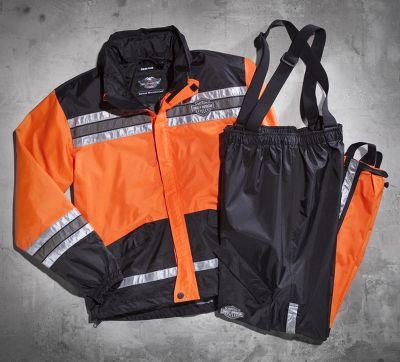 Harley-Davidson® Men's Hi-Vis Rain Suit