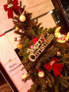 店内はクリスマスです!