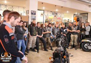 День рождения Harley-Davidson Новосибирск. 2 года.